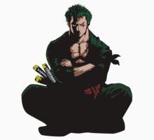 Zoro One Piece by Cifer69