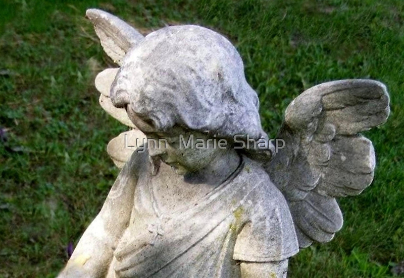 Angel of Faith by Marie Sharp