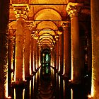 Basilica Cistern, Istanbul by Josh Wentz