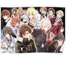 Anime: ALDNOAH.ZERO Poster