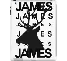 James Potter Animagus [#2] iPad Case/Skin