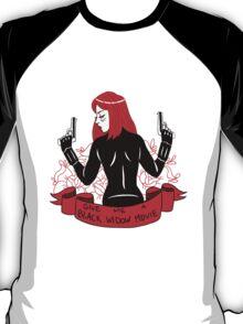 Black Widow Movie T-Shirt