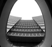 Skyscraper by Mats Silvan