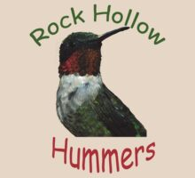 Rock Hollow Hummers by Dennis Jones - CameraView