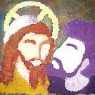 The Kiss of Judas by Ram Castillo
