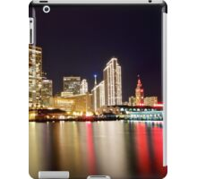 San Francisco Embarcadero in December iPad Case/Skin