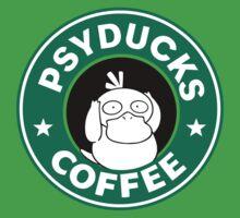 Psyducks Coffee by FlyNebula