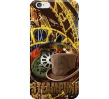 Steampunk No 1 iPhone Case/Skin