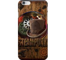 Steampunk No 5 iPhone Case/Skin
