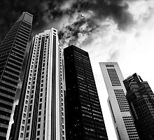 MOODY BUILDINGS by benbdprod