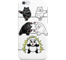 DBZ Panda Fusion iPhone Case/Skin