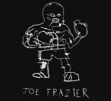 Joe Frazier - basquiat inspired by JamesShannon