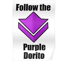 Commander's Compendium - Purple Poster