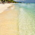 White Beach Boracay by Adrian Evans