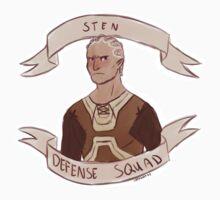 Dragon Age: Origins - STEN DEFENSE SQUAD by 1000butts