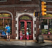 The Italian Bakery by Mike  Savad