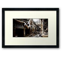 Temples of Angkor - Cambodia Framed Print