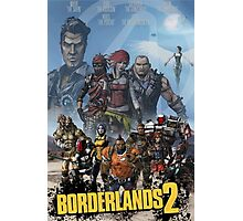 Borderlands 2 Poster Photographic Print