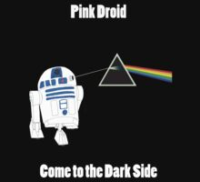 Dark Side of the Moon R2D2 by SigmundDroid