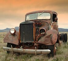 Arizona Rust by Bob Miller