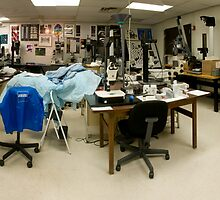 BioMedical Photography Lab by Douglas Gaston IV