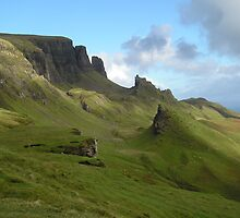 Trotternish Skye by Polly x