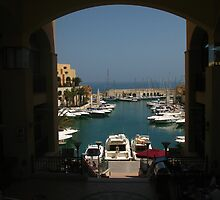 Marina View by DiveDJ