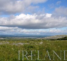 Irish Horizon in the Burren by kerrydigital