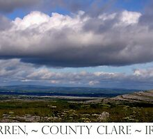 The Burren Sky by kerrydigital