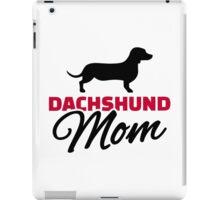 Dachshund Mom iPad Case/Skin