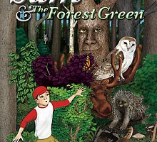 Sam & The Forest Green by Asia Barsoski