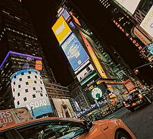 Times Square, NYC by Joanne Wilde