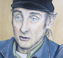 Spike Milligan by Jo Conlon