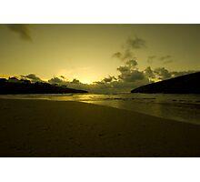 Cornish Gold Photographic Print