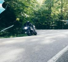 Motorcycle Adventure  Sticker