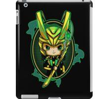 Dark God Portrait iPad Case/Skin