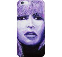 Purple Girl iPhone Case/Skin