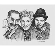 Marx Brothers Photographic Print