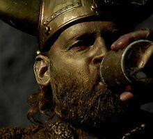 Viking  by Itzick Lev