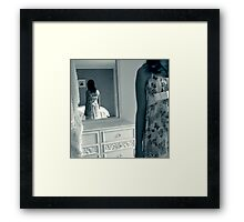 A Warm Winter Framed Print