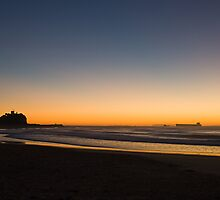 Nobbys Sunrise by Heath Carney