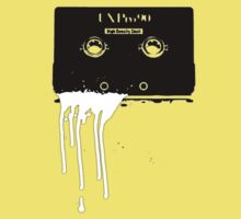 cassette tape by nickconlon