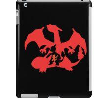 Charmander Evolution Line iPad Case/Skin