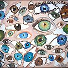 """Eyes"" by Adela Camille Sutton"