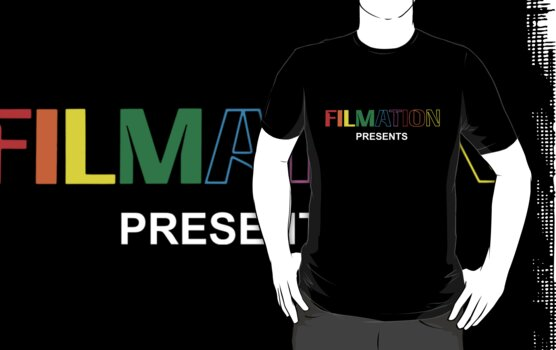 Filmation Presents - Logo - Color by DGArt