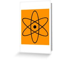 Science Geek Greeting Card