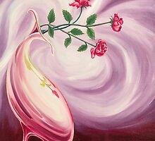 Four Red Roses by Jennifer McDuffie