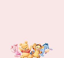 Winnie and friends by iheartcory