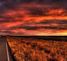 A Slowdown For A Sunrise by John  De Bord Photography