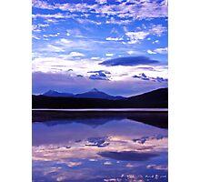 Sunrise on Lake Dillon Photographic Print